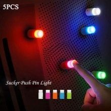 Romantic Colorful LED Sucker Night Light Bar Pushpin Decoration Lamp Sale sold out Night Bar, Bar Led, Novelty Lighting, Light Well, Thing 1, Led Night Light, Night Lights, Night Lamps, Lighting Online