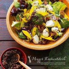 Bunter Sommersalat · Rezept der Woche · Quinoa. Amaranth, Teff & Co.