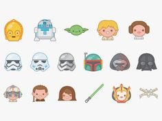 How to Design Star Wars Emoji Without Angering Rabid Fans