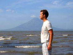 Chris Cook.  Volcano Arenal.  Costa Rica.
