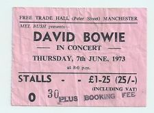 Manchester 7th June 1973