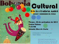Bohemia Cultural @ Manatí #sondeaquipr #bohemiacultural #manati #teatrotaboas