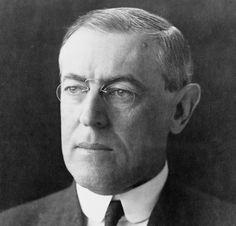 27. Woodrow Wilson 1913-1921