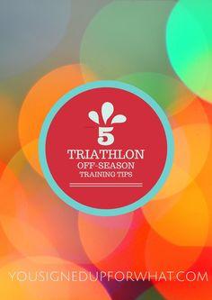 5 Triathlon Off Season Training Tips http://www.mydoterra.com/grantshort/#/essentialOils101