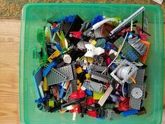 8+ Lbs Large Bulk Lot sorted Loose LEGO Parts Pieces Bricks #Lego