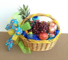 Fruit basket . Designed by Arcadia Floral & Home Decor