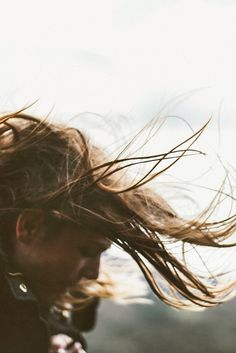 The wind. Being outdoorsy, I can deal with most weathers, but the wind f**ks everything up, every time. Wow Photo, Photo Art, Thats The Way, Belle Photo, Life Is Beautiful, Character Inspiration, Portrait Photography, Photography Women, Inspiring Photography