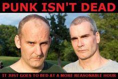 Punk Isn't Dead.