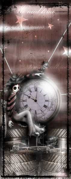 Leak of time by mellon