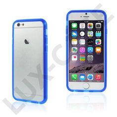 Jungsted (Mørk Blå) Silikon iPhone 6 Bumper