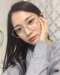 847a633fe72c Find images and videos about asian and ulzzang on We Heart It - the app to  get lost in what you love. Ulzzang GlassesKorean ...