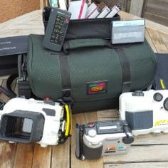 great kit for divers interested in underwater filming - £150 ono