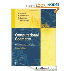This nicely-accepted introduction to computational geometry is a textbook for high-level undergraduate and low-stage graduate courses. The focus is on algorithms and hence the e-book is effectively suited to students in PC science and engineering. Motivation is supplied from the appliance areas: all solutions and techniques from computational geometry are related to explicit functions in robotics, graphics, CAD/CAM, and geographic info systems