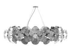 Silver Newton Chandelier By Boca do Lobo   www.bocadolobo.com #luxuryfurniture #interiordesign #inspirations #chandelier