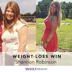 Shannon Robinson's 59-Pound Weight Loss:'I Had to Learn to Strive to Be a Better Me, Not to Be Someone Else'