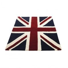 Union Jack Rug | Quality Hardwearing Childrens Rugs | Decorative Accessories for Childrens Bedrooms | ASPACE
