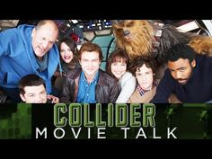 First Young Han Solo Pic From Spin Off Movie - Collider Movie Talk - YouTube