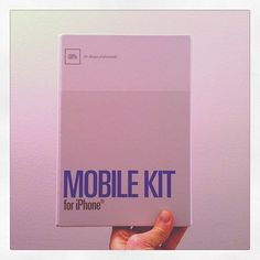 UXPin Mobile Kit for iPhone