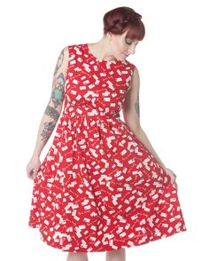 Hello Holiday · Red It In A Letter Dress #ValentinesDay