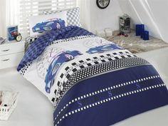 Lenjerie de Pat Single - Ferrari Ferrari, Comforters, Blanket, Bed, Home, Creature Comforts, Quilts, Stream Bed, Ad Home