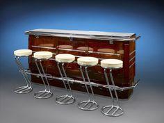 Art Deco-Period Bar