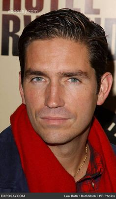 Jim Caviezel  do they make life size posters??? i am obsessed.