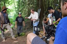 New West film team looking to strike with Davy Crockett - May 20, 2015