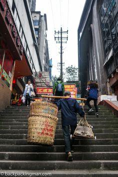 Chongqing, China.