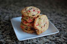 Peppermint Chocolate Chip Cookies   Beantown Baker