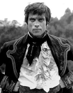 Oliver Reed in Hammer's 'The Curse of the Werewolf' (1961)
