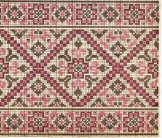 Cross Stitch Borders, Cross Stitch Charts, Cross Stitch Designs, Cross Stitching, Cross Stitch Embroidery, Hand Embroidery, Embroidery Patterns, Cross Stitch Patterns, Quilt Patterns