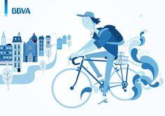 BBVA / Blue Joven 2