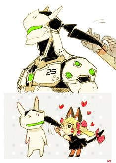 Embedded, Overwatch, Overwatch Embedded Source by allimsara Embedded. Overwatch Genji, Overwatch Comic, Overwatch Memes, Overwatch Fan Art, Genji Shimada, Hanzo Shimada, Overwatch Video Game, Overwatch Wallpapers, Soldier 76