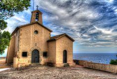 Ermita de Sant Elm – Costa Brava  http://www.phototravelguides.com/ermita-de-sant-elm-costa-brava/