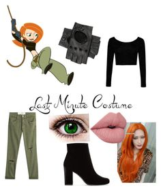 """Untitled #117"" by beautyfeed ❤ liked on Polyvore featuring Current/Elliott, Yves Saint Laurent and Black"