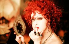 Cyndi Lauper (June 22, 1953) is an American singer, songwriter, actress and LGBT rights activist.