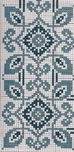 counted cross stitch kits for beginners Cross Stitch Borders, Cross Stitch Kits, Cross Stitch Designs, Cross Stitching, Cross Stitch Embroidery, Embroidery Patterns, Hand Embroidery, Cross Stitch Patterns, Crochet Patterns