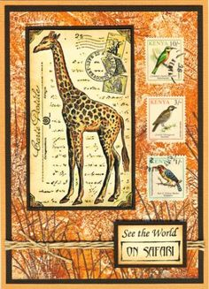 WT512 - See the World by helekins - Cards and Paper Crafts at Splitcoaststampers