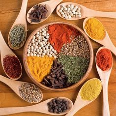 I love herbs and spices - and while one often sees tips for growing herbs, much less so for spices. Here is one good site for that. http://www.mightygarden.com/how-to-grow-spices.html  — with Rosalyn Fonbuena.