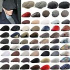 New Mesh Men's Gatsby Cabbie Ivy Driving Flat Cap Irish Hats Newsboy Golf Beret Irish Hat, Gatsby Hat, Flat Hats, Baker Boy, Dark Khaki, News Boy Hat, Plain Black, Beret, Ivy
