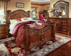 Wynwood Furniture > Collections > Cordoba > Bedroom