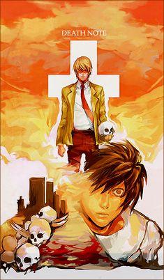 Death Note: Till Death by Athena-chan.deviantart.com on @deviantART