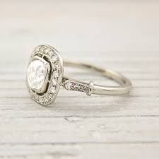 simple setting engagement rings - Google Search