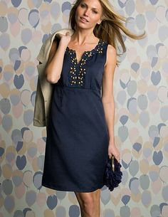 Great dress.  Casual, fun...could totally wear this all over the place.  Boden Limited Edition $208