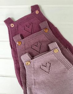 Excited to share the latest addition to my shop: baby romper/knitted baby romper/baby girl romper/baby playsuit/baby one piece/baby shower gift/cotton romper/pink heart romper Cardigan Bebe, Knitted Baby Cardigan, Knitted Heart, Knitted Baby Clothes, Rompers Bebe, Girls Rompers, Baby Knitting Patterns, Winter Outfits For Girls, Baby Girl Winter