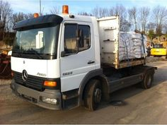Excelent price for Mercedes Benz ATEGO 1223 Tilting Second Hand. Manufacture year: 2001. Mileage: 145000 km. Excellent running condition. Ask us for price Reference Number: AC1736. Baurent Romania.