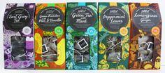Tesco finest* herbal tea packaging 2013