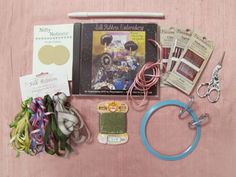 Piecemakers Silk Ribbon Embroidery Kit for Beginners – Piecemakers Country Store Online Store