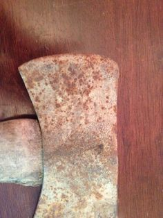 How to Restore an Heirloom Axe