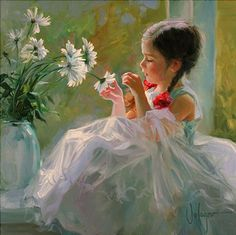'The Child '~ Vladimir Volegov ~
